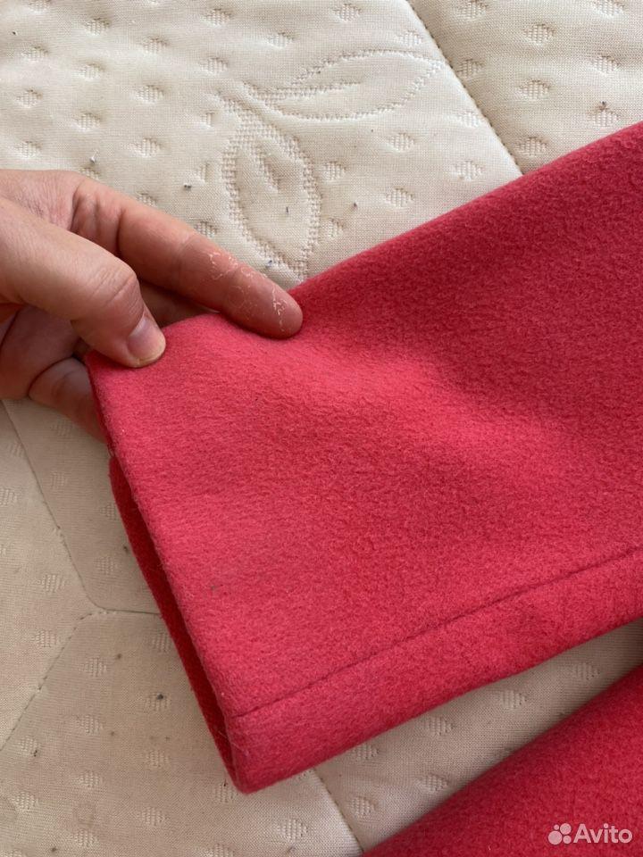 Пальто для девочки, Del Lago, 158, Италия, шерсть  89053212536 купить 2