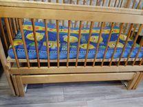 Кроватка детская — Мебель и интерьер в Омске
