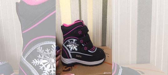 29791da31 Зимние ботинки Sursil Ortho Новые р.24-35 купить в Москве на Avito —  Объявления на сайте Авито