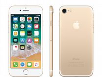 iPhone 7 32Гб Gold.Как Новый.Магазин.Кредит.Рассро