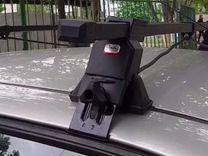Багажник на крышу универсальный tramp