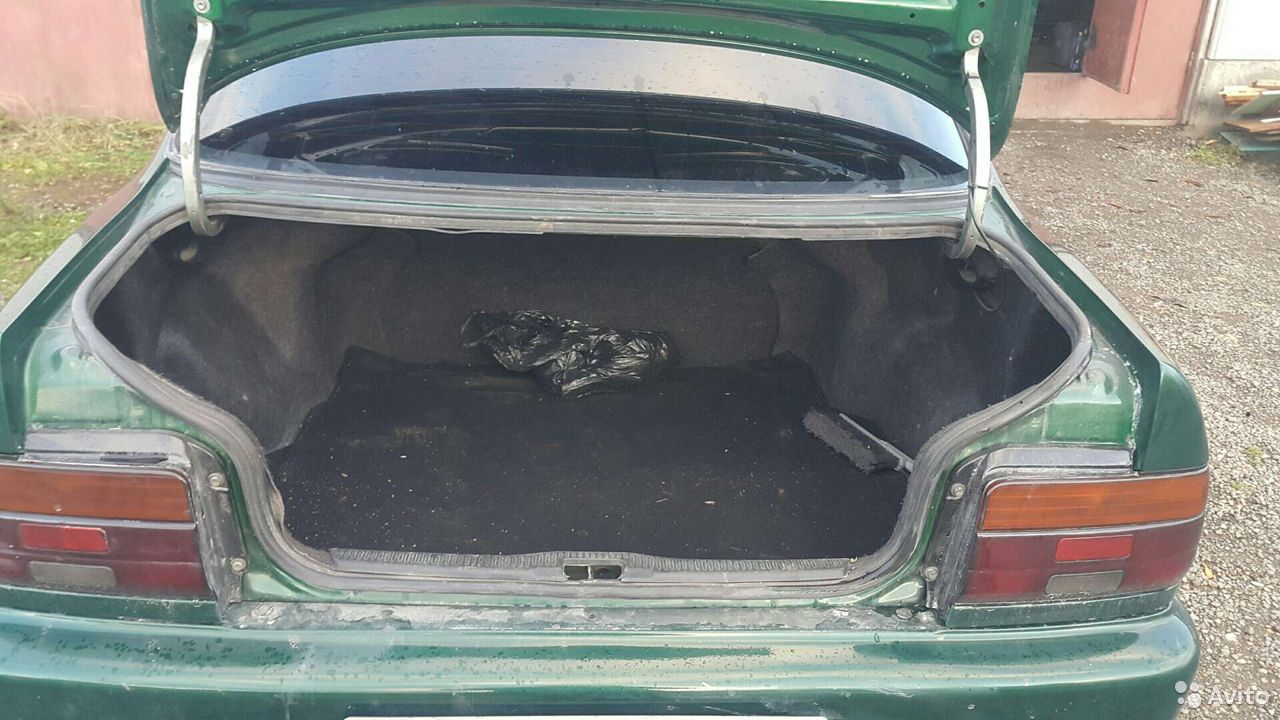 Toyota Corolla, 1991  89098357106 купить 4