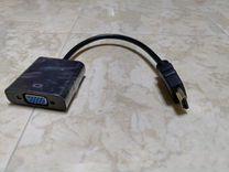 Переходники с hdmi-DVI, hdmi-VGA и другие