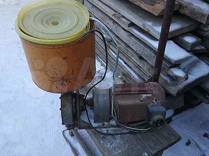 Электромельница для комбикорма