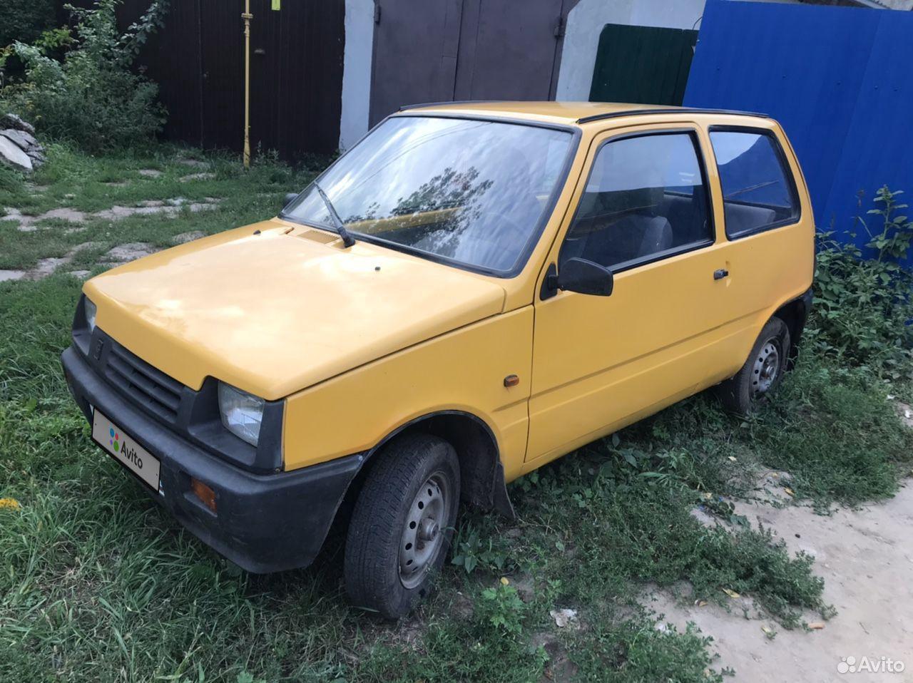 ВАЗ 1111 Ока, 2006  89606979376 купить 1