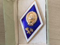 Значок железнодорожник — Коллекционирование в Саратове