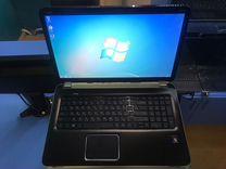 Большой ноутбук в офис HP B970 2.3Ghz/4Gb/320HDD