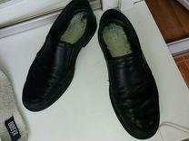 Туфли школьные 39