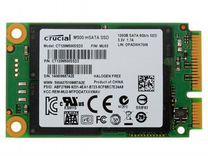 SSD накопитель crucial M500 CT120M500SSD3 120Гб