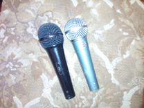 Микрофон shure beta 58А (Китай)