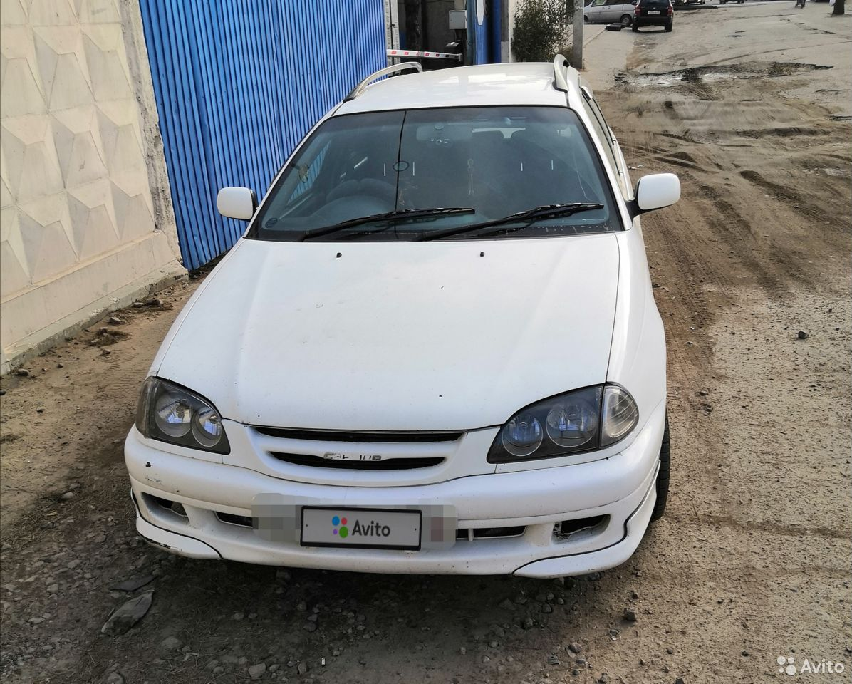 Toyota Caldina, 1999  89681482151 купить 4