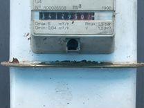 Счетчик Газовый бытовой gallus 2000 G4