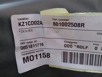 Рено Меган 3 купе пер правая дверь новая