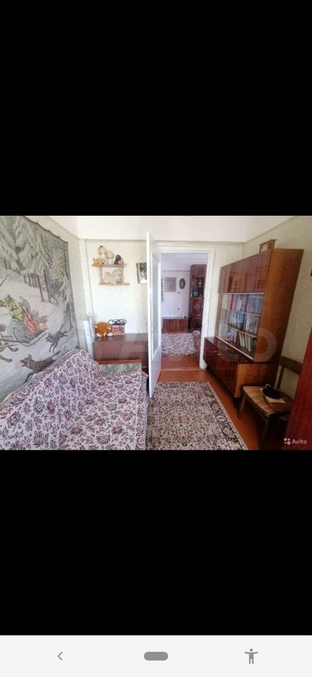 3-к квартира, 50 м², 3/5 эт.  89116669596 купить 4
