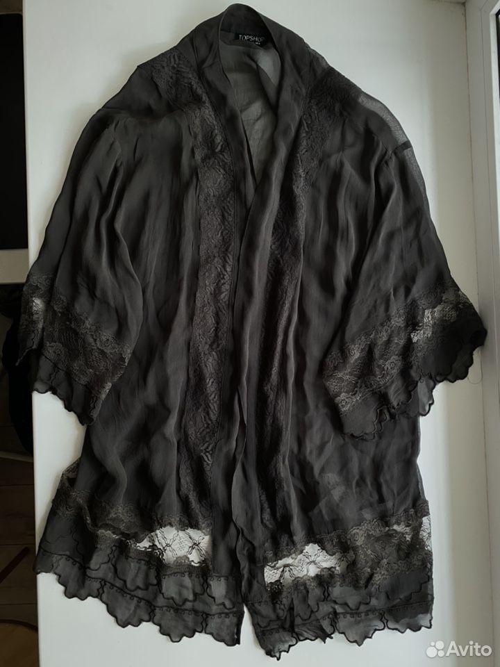 Кимоно/накидка/блуза Topshop