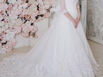 Свадебное платье (после химчистки)