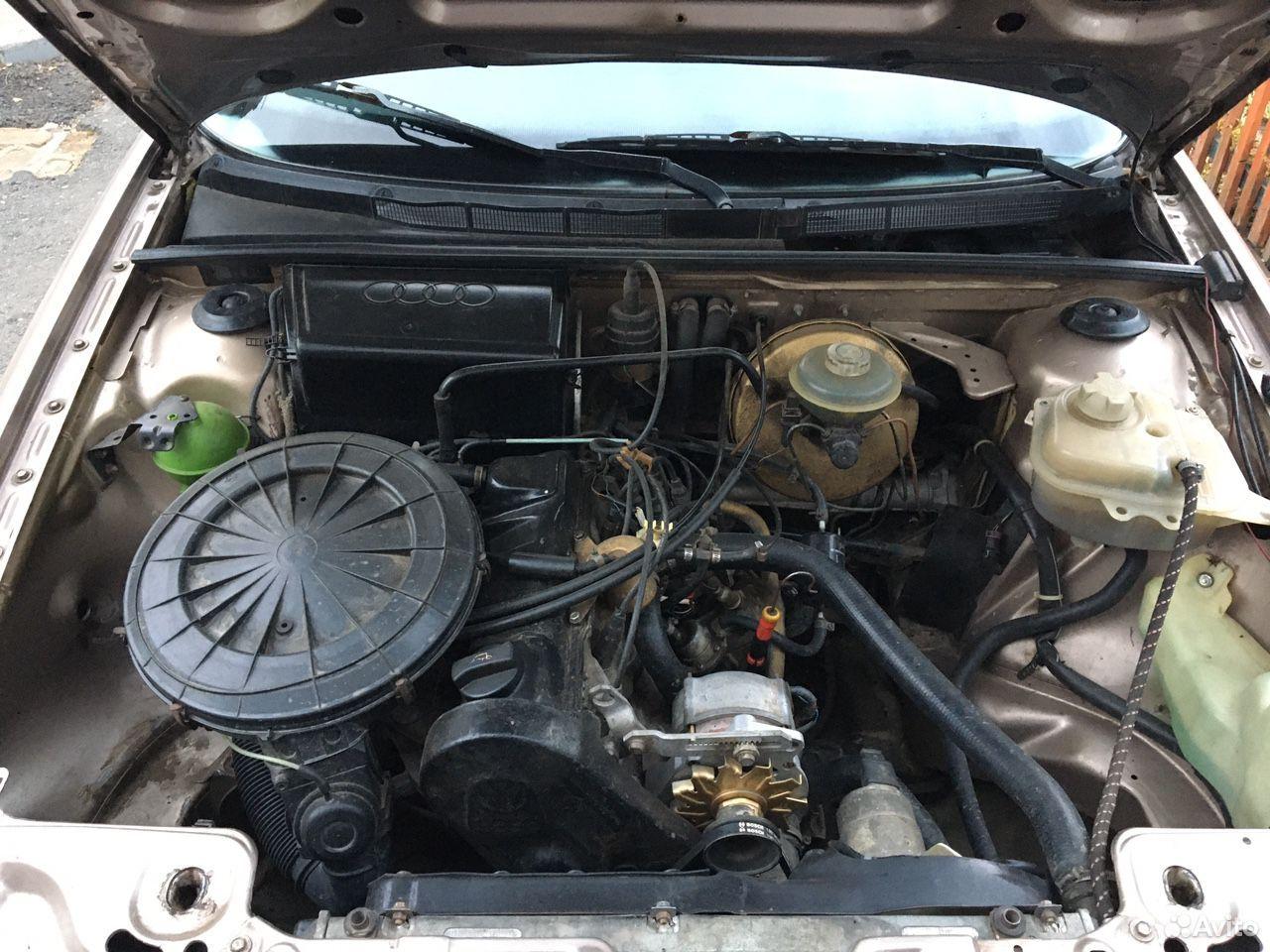 Audi 80, 1988  89065047993 купить 5