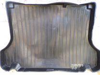 Коврик в багажник Chevrolet Lanos