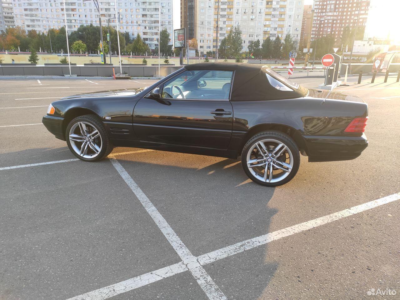 Mercedes-Benz SL-класс, 1999  89584676002 купить 3