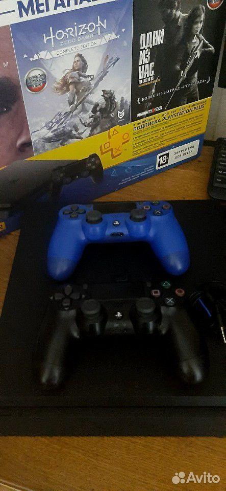 Sony PS4Slim 1TB  89888361173 купить 3