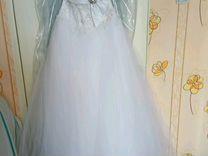 Платье свадебное. Фата в подарок