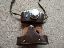 Фотоаппараты Фэд-2 и Смена (Символ)