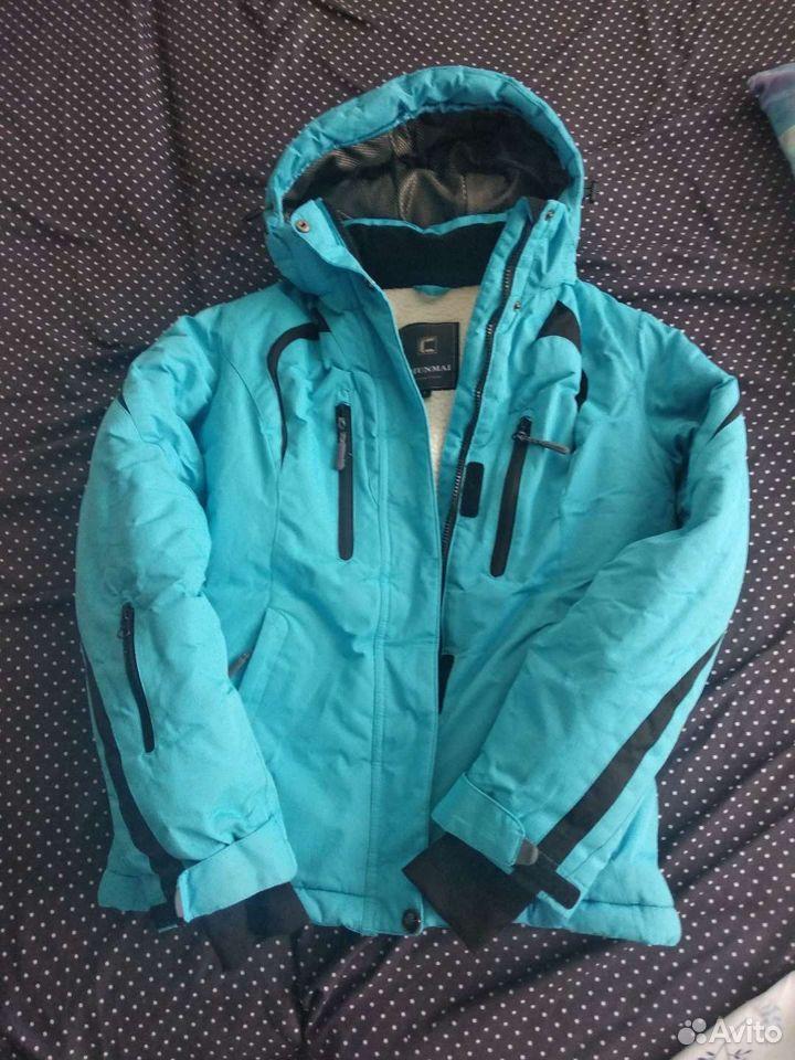Куртка горнолыжная 42-44  89176521707 купить 1