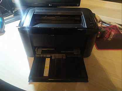 Монохромный лазерный принтер Sumsung ml 1865