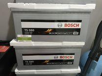 Аккумулятор Bosch Бош T5 080 225 220 230 180 190Ah