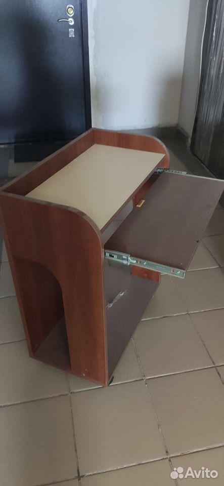 Computer-Tisch auf Rädern  89270197496 kaufen 1