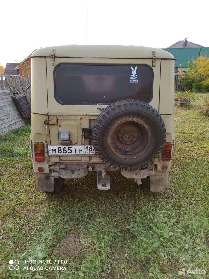 УАЗ 469, 1997  89058748650 купить 1