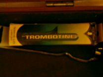 Тромбон — Музыкальные инструменты в Геленджике