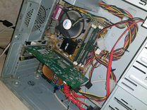 Системный блок на Core 2 duo — Настольные компьютеры в Геленджике