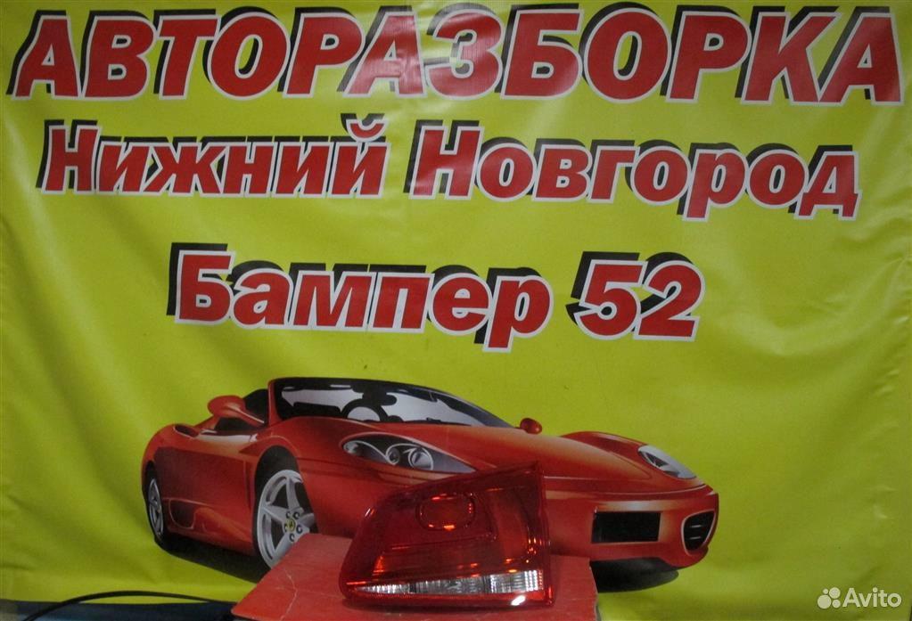 89524408730  VW Touareg 2 NF 2010) фонарь задний правый внутре