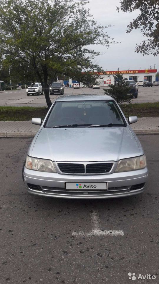 Nissan Bluebird, 1998  89617246366 купить 4