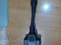 Кабель управления камерой RS232 8-mini DIN - Db9f