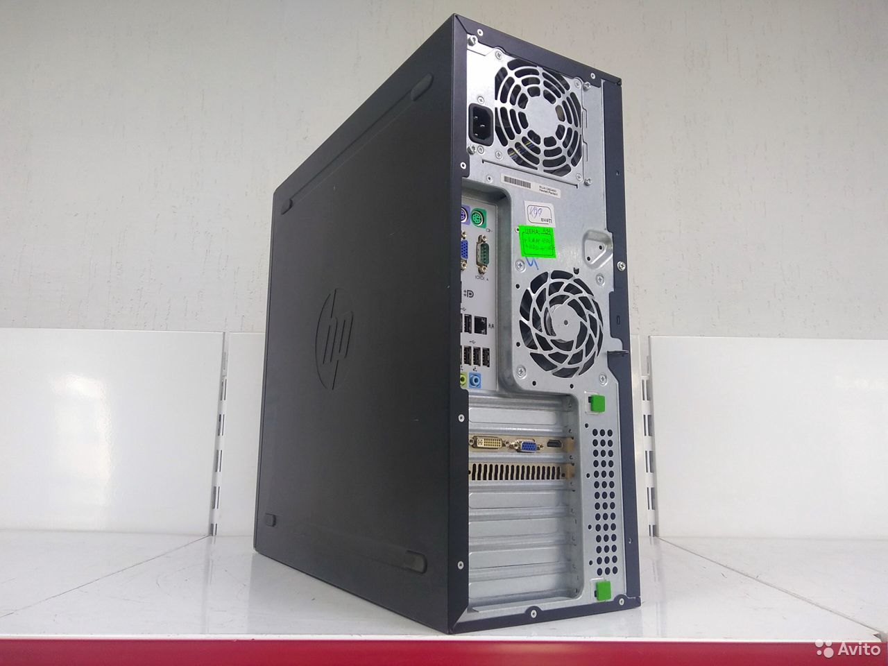 Сб HP: i3-2120/ s1155/ 4Gb/ 160Gb/ 9800GT  83424209295 купить 2
