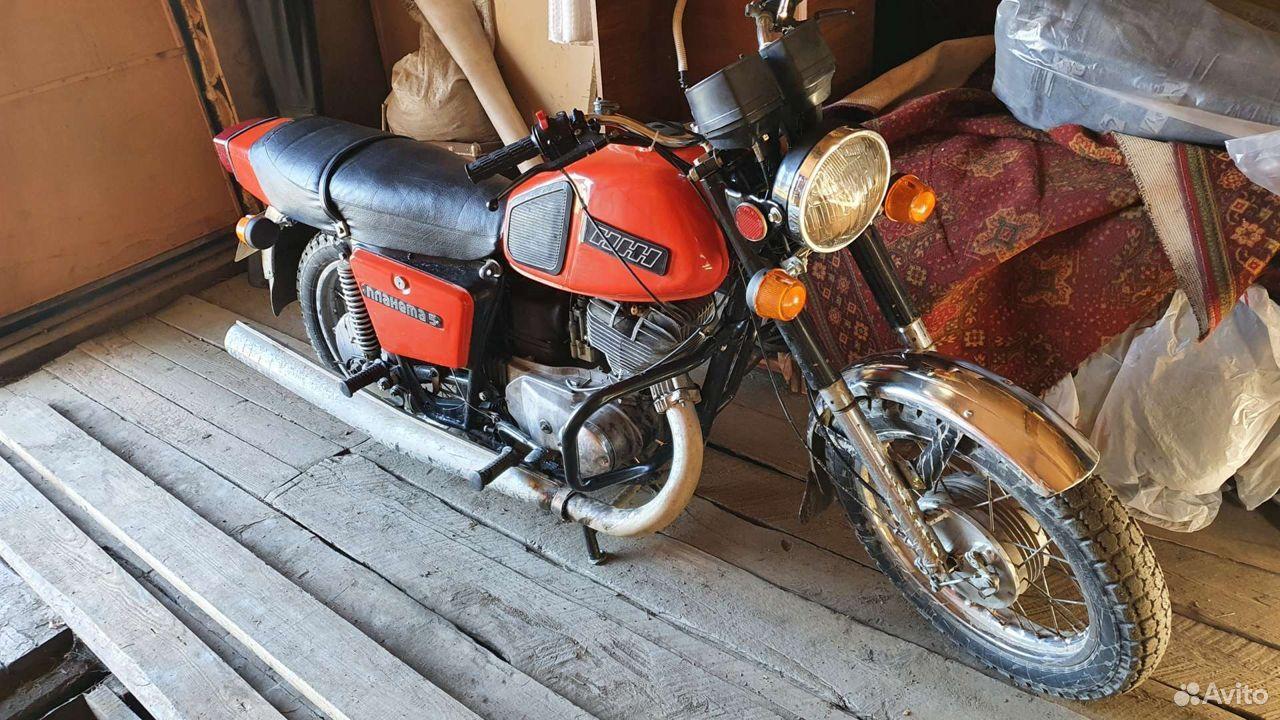 Мотоцикл иж-планета 5 (7-107)  89140408280 купить 1