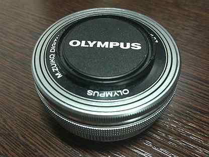 Отличие фотообъектива блинчик олимпус от других