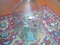 Бутыль стеклянный