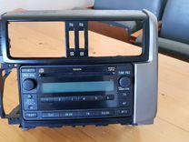 Магнитола штатная Toyota LC Prado 150 2009-2013
