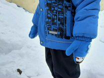 Костюм комплект Kerry зимний 92(+6)