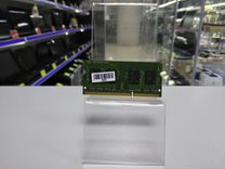 Оперативная память SO-dimm DDR3 4Gb с гарантией
