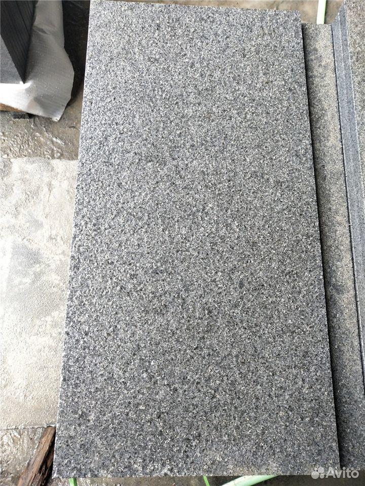 Плита гранитная черного цвета G654. В наличии