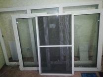 Продам пластикое окно на лоджию