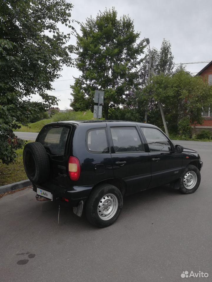 Chevrolet Niva, 2007  89116115229 купить 2