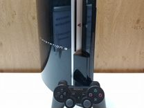 Sony PlayStation 3 Flat 60Gb прошитая