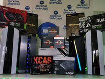 Game-Компы/AMD-AM4/Ryzen/16G-DDR4/GTX1060/1070