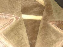 Дублёнка мужская — Одежда, обувь, аксессуары в Великовечном