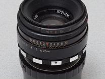Объектив helios-44-2 для fugifilm FX